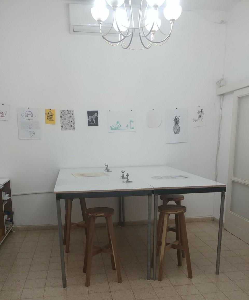 הסטודיו